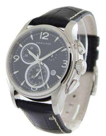 Hamilton Jazzmaster Chrono Quartz H32612735 Mens Watch