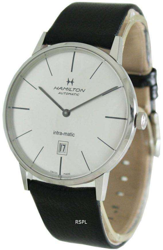 Hamilton Automatic American Classic Intra-Matic H38755751 Mens Watch 1