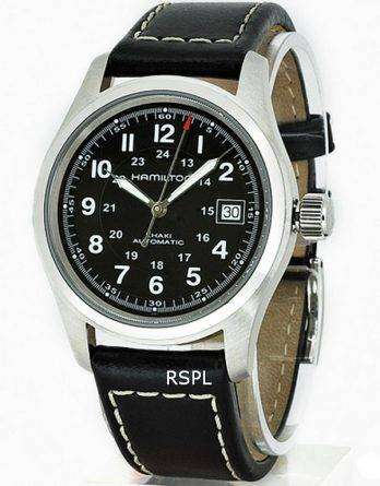 Hamilton Automatic Khaki Field H70455733 Mens Watch