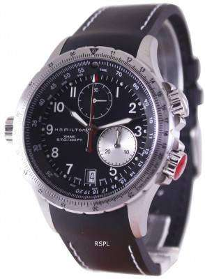 Hamilton Khaki ETO Chronograph H77612333 Mens Watch 1