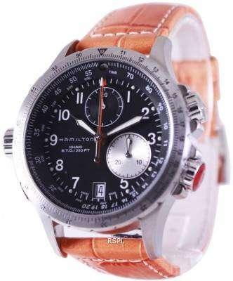 Hamilton Khaki ETO Chronograph H77612933 Mens Watch 1