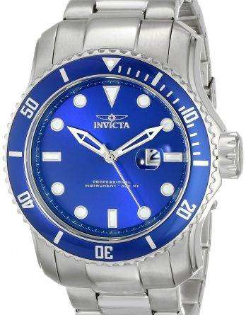Invicta Pro Diver Blue Dial 15076 Mens Watch