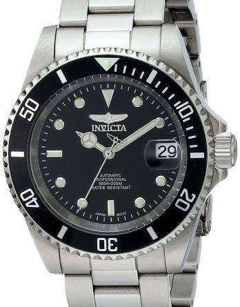 Invicta Automatic Pro Diver 200M Black Dial INV8926OB/8926OB Mens Watch