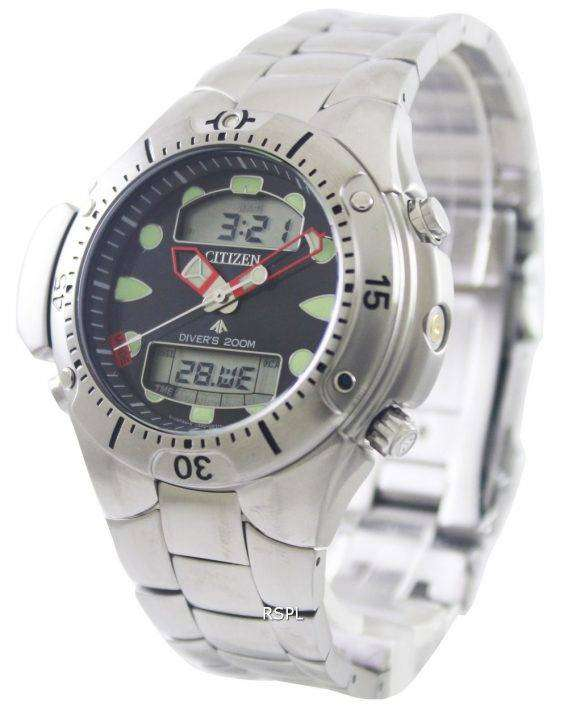 Citizen Aqualand Diver Depth Meter Promaster Sea Watch JP1060-52L JP1060 1