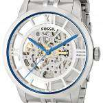 Fossil Townsman Automatic Skeleton Dial ME3044 Mens Watch