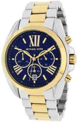 Michael Kors Bradshaw Chronograph Two-Tone MK5976 Womens Watch 1