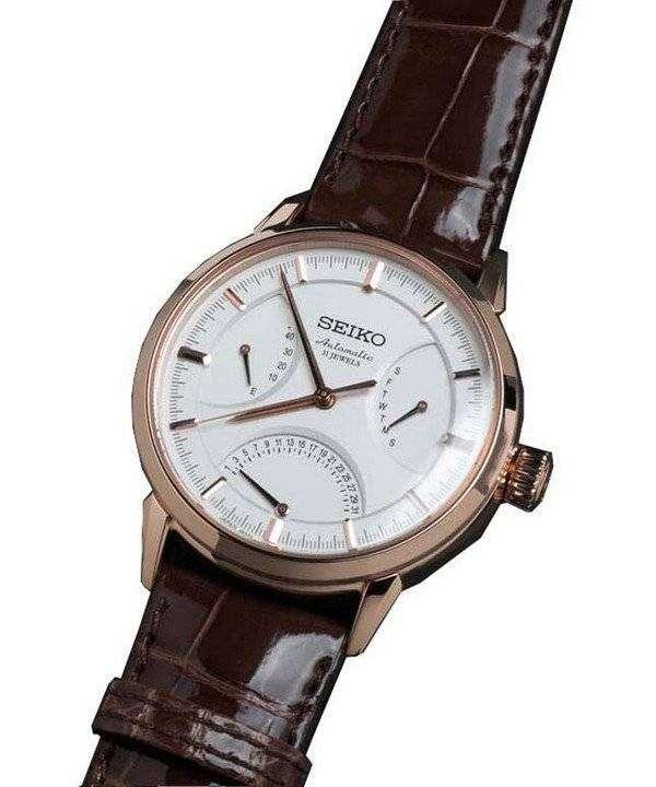 Seiko Automatic Presage 31 Jewels SARD006 Mens Watch ...