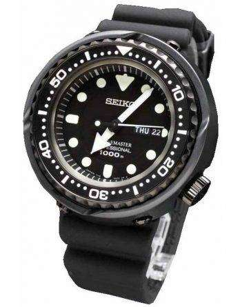 Seiko Quartz Marine Master Professional Diver 1000M SBBN025 Mens Watch