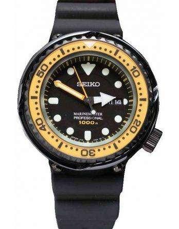 Seiko Quartz Marine Master Professional Diver 1000M SBBN027 Mens Watch
