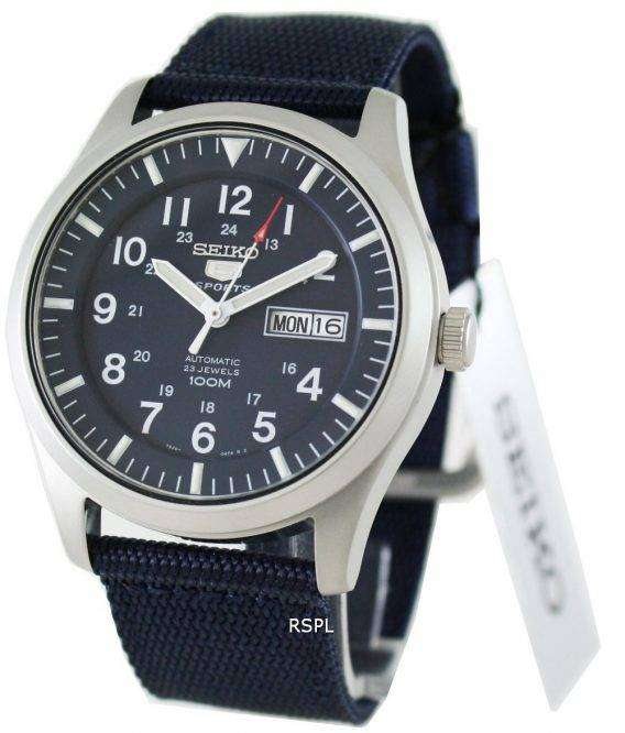 Seiko 5 Sports Automatic SNZG11K1 SNZG11 SNZG11K Mens Watch 1