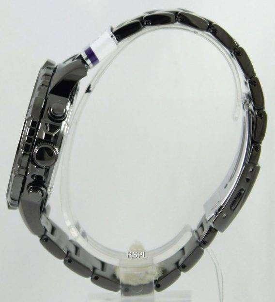 Seiko Solar Chronograph SSC301P1 SSC301P SSC301 Mens Watch