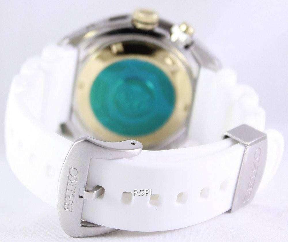 Seiko Prospex Sea Automatic Gmt Divers 200m Sun043p1 Sun043p Mens Sun043 Watch