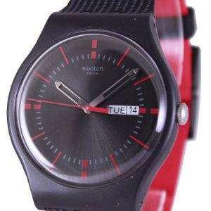Swatch Originals GAET Swiss Quartz SUOB714 Unisex Watch