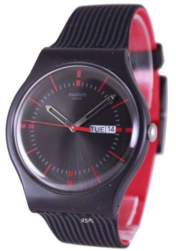Swatch Originals GAET Swiss Quartz SUOB714 Unisex Watch 1