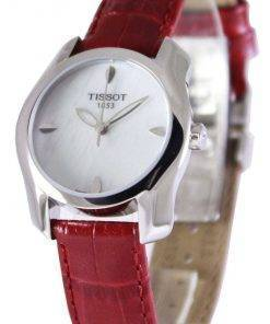 Tissot T-Wave Round Quartz T023.210.16.111.01 Womens Watch