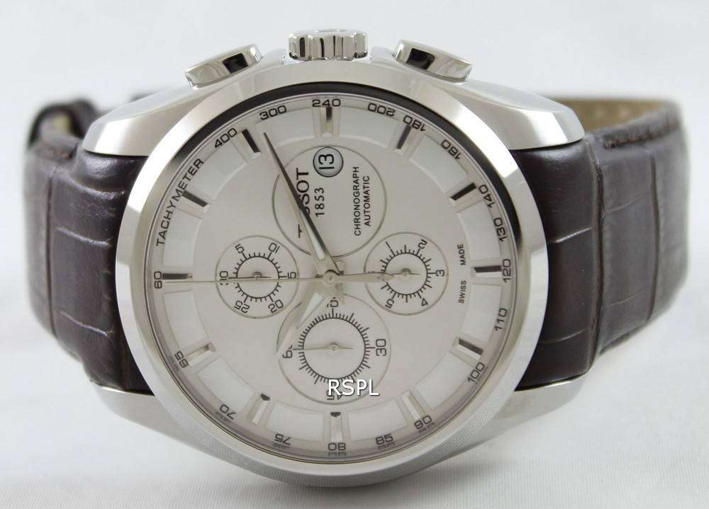 ... Tissot T-Trend Couturier Automatic T035.627.16.031.00 Watch ... 295651735a1