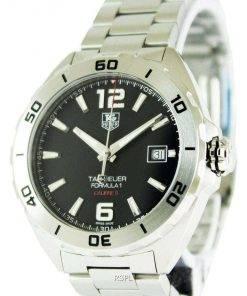 Tag Heuer Formula One Automatic Black Dial WAZ2113.BA0875 Men's Watch