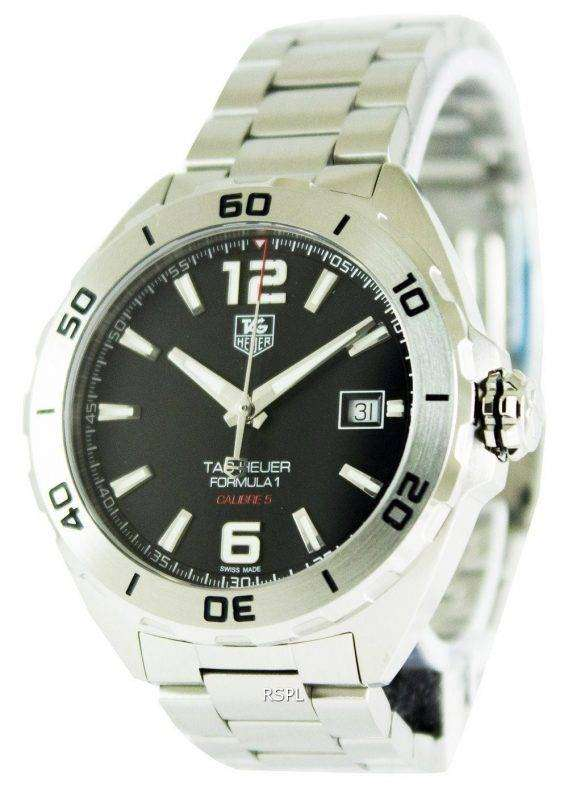 Tag Heuer Formula One Automatic Black Dial WAZ2113