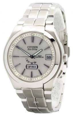 Citizen Eco Drive Radio Controlled AS6000-59A Mens Watch 1