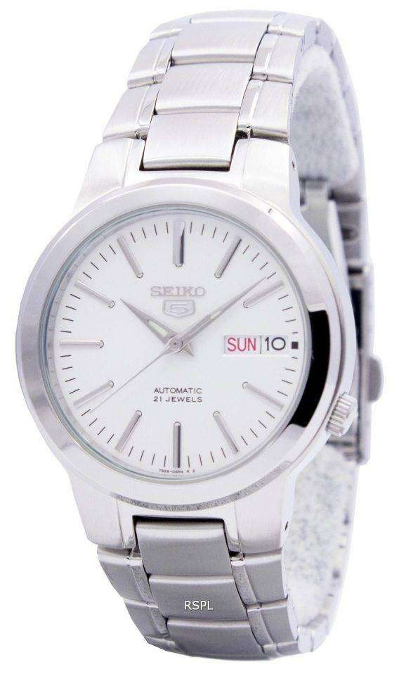 Seiko 5 Automatic 21 Jewels SNKA01K1 SNKA01K Mens Watch 1