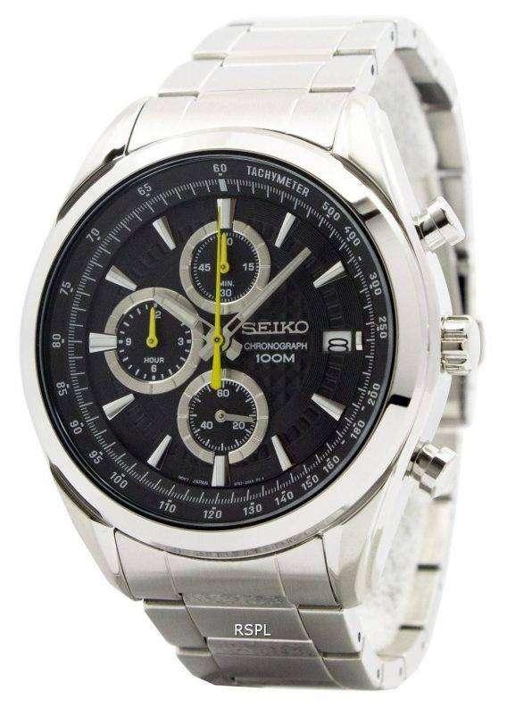 Seiko Quartz Chronograph SSB175P1 SSB175P Mens Watch 1