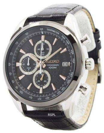 Seiko Quartz Chronograph SSB183P1 SSB183P Mens Watch