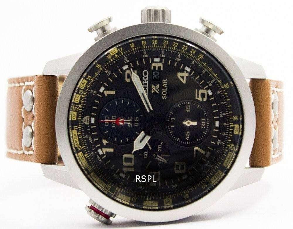 Seiko Prospex Solar Chronograph Ssc421p1 Ssc421p Men S