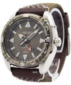 Seiko Prospex Kinetic GMT 100M SUN061P1 SUN061P Men's Watch