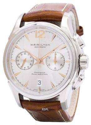 Hamilton Jazzmaster Automatic Chronograph Power Reserve Swiss Made H32606555 Mens Watch 1