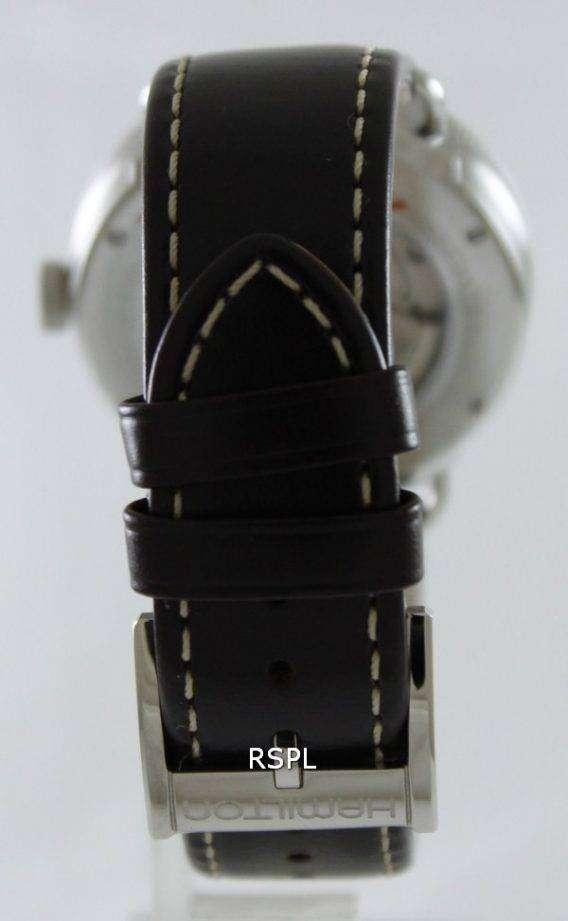 Hamilton Navy Pioneer Automatic H78465553 Mens Watch