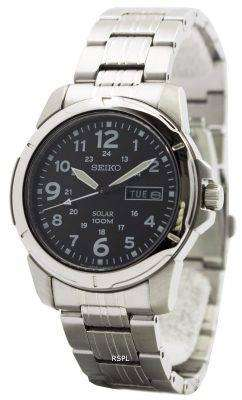 Seiko Solar Quartz SNE095P1 SNE095 SNE095P Mens Watch 1