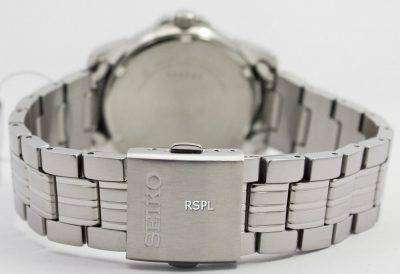 Seiko Solar Quartz SNE095P1 SNE095 SNE095P Mens Watch