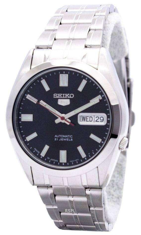 Seiko 5 Automatic 21 Jewels Japan Made SNKE87J1 SNKE87J Men's Watch 1