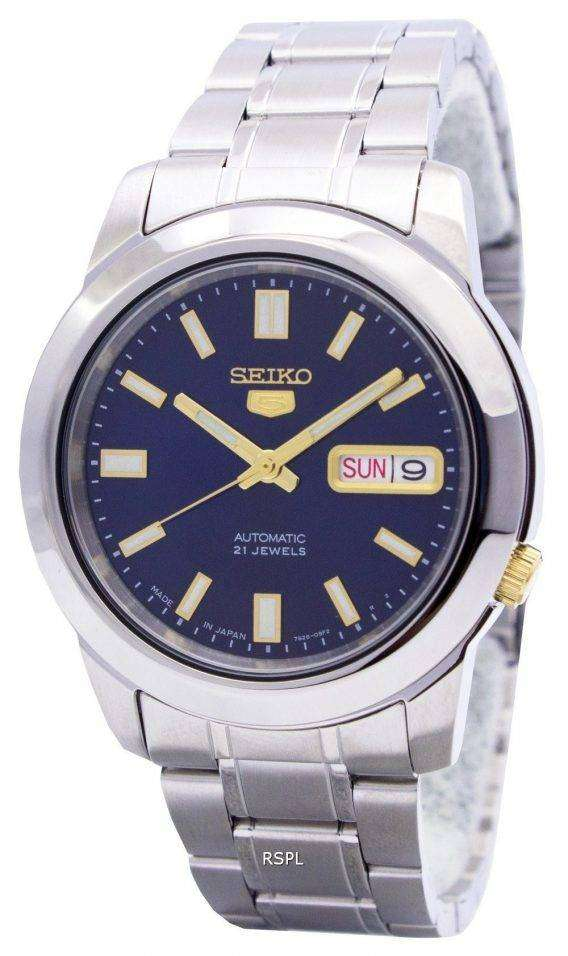 Seiko 5 Automatic 21 Jewels Japan Made SNKK11J1 SNKK11J Men's Watch 1