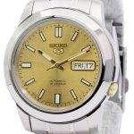 Seiko 5 Automatic 21 Jewels Japan Made SNKK15J1 SNKK15J Men's Watch