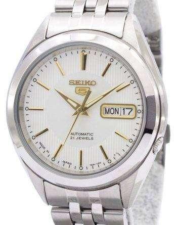 Seiko 5 Automatic 21 Jewels Japan Made SNKL17J1 SNKL17J Men's Watch