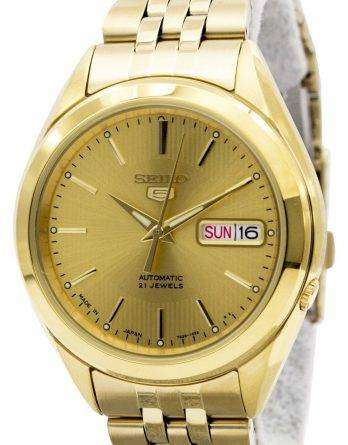 Seiko 5 Automatic 21 Jewels Japan Made SNKL28J1 SNKL28J Men's Watch
