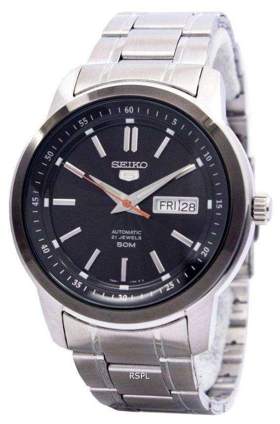 Seiko 5 Automatic 21 Jewels SNKM89K1 SNKM89K Mens Watch 1