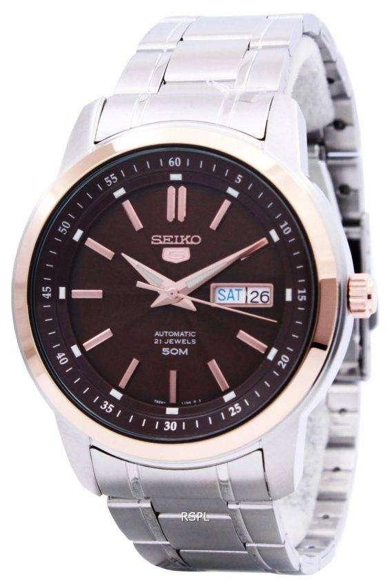 Seiko 5 Automatic 21 Jewels SNKM90K1 SNKM90K Men's Watch 1