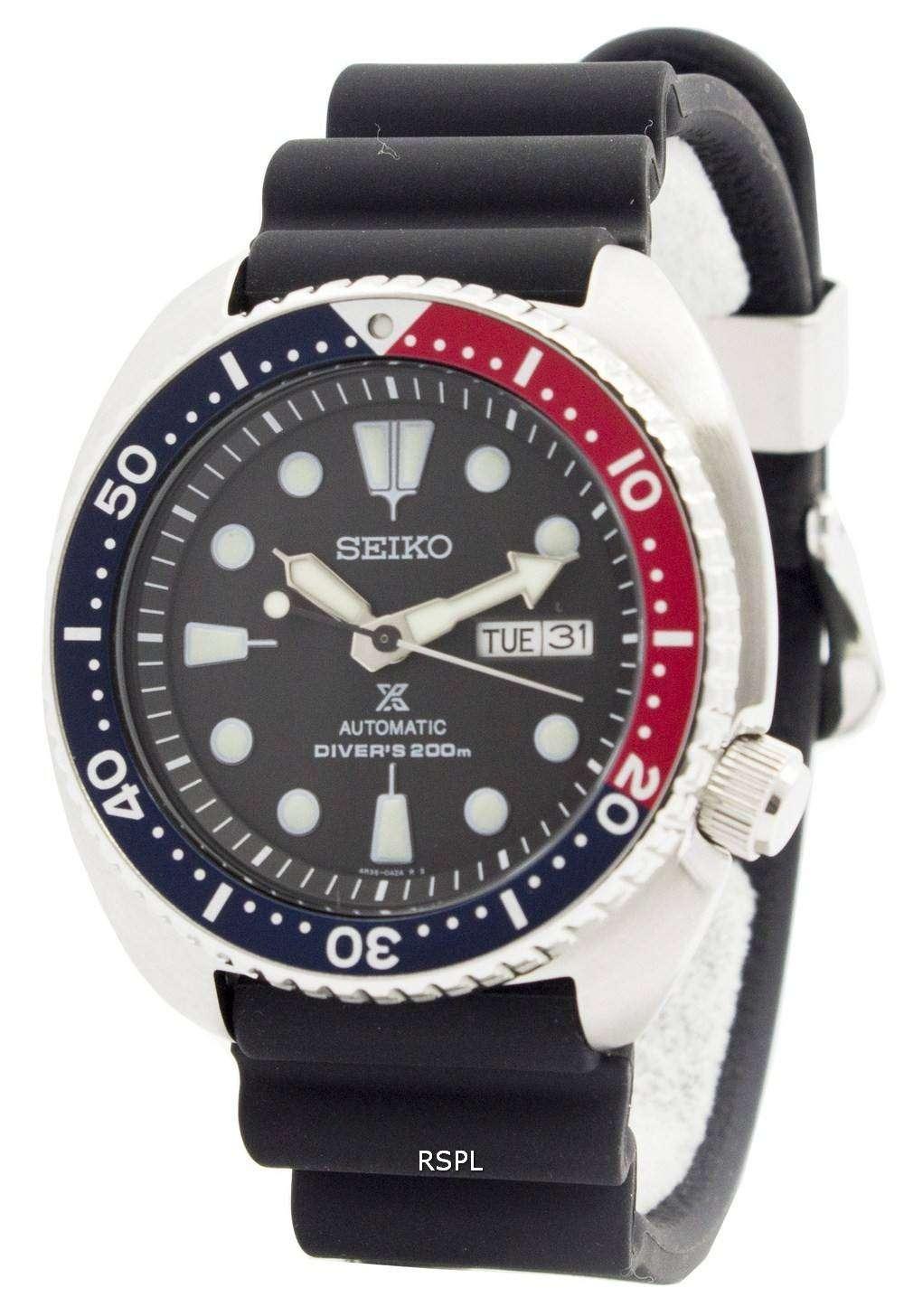 Seiko Prospex Turtle Automatic Diver S 200m Srp779k1