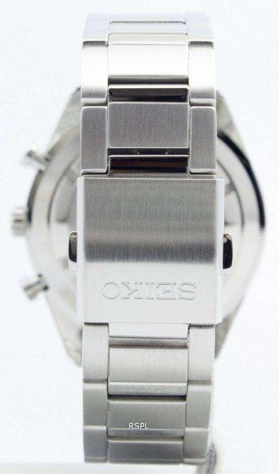 Seiko Quartz Chronograph SSB175P1 SSB175P Mens Watch