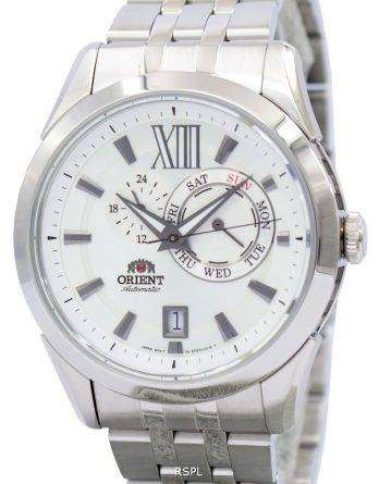 Orient Sporty Automatic White Dial ET0X005W Mens Watch