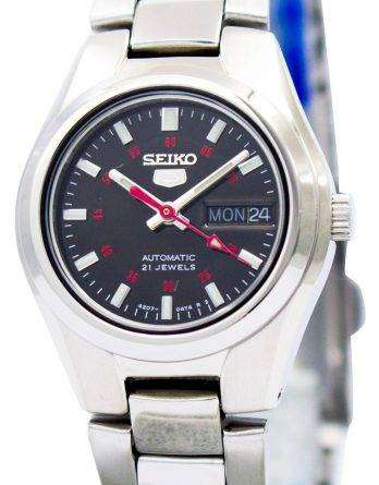 Seiko 5 Automatic 21 Jewels SYMC27 SYMC27K1 SYMC27K Women's Watch