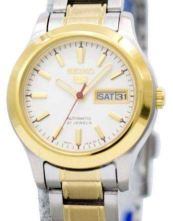 Seiko 5 Automatic 21 Jewel SYMD90 SYMD90K1 SYMD90K Women's Watch