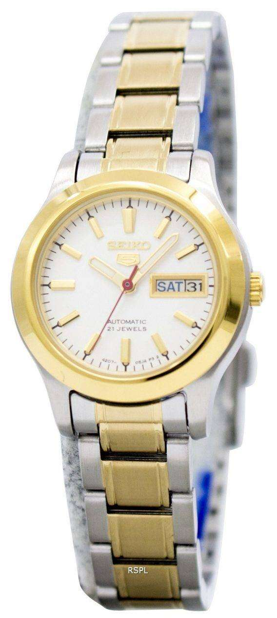Seiko 5 Automatic 21 Jewel SYMD90 SYMD90K1 SYMD90K Women's Watch 1