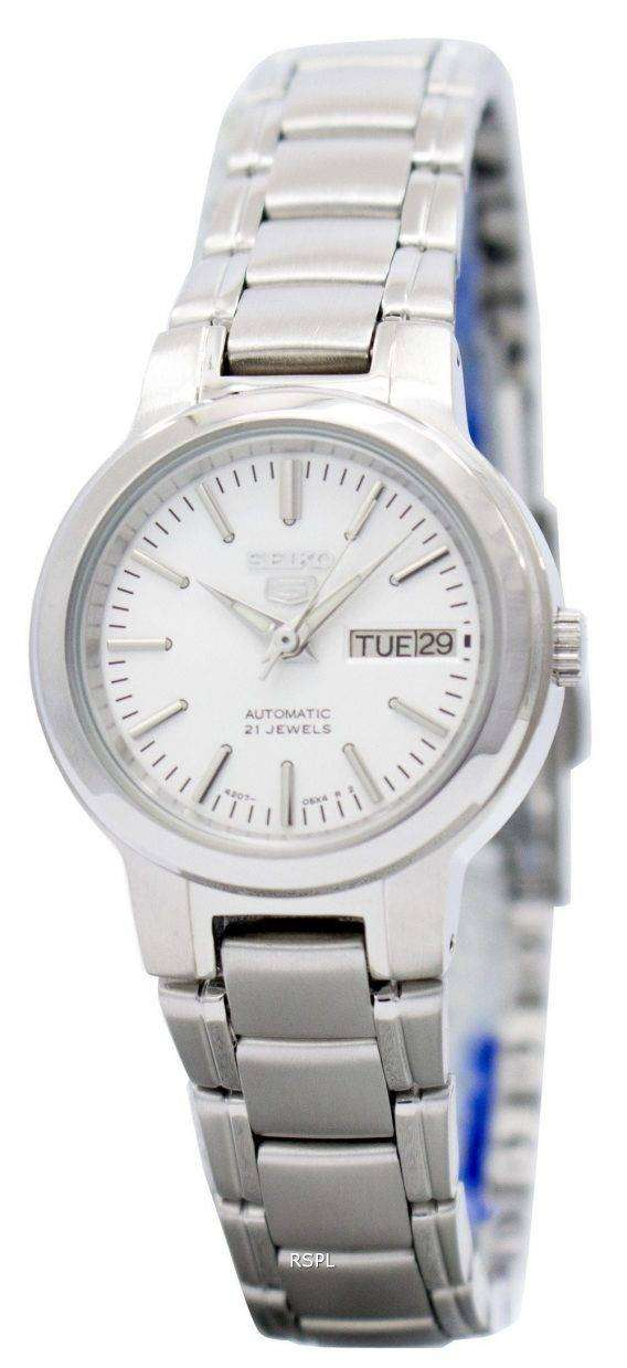 Seiko 5 Automatic 21 Jewels SYME39 SYME39K1 SYME39K Women's Watch 1