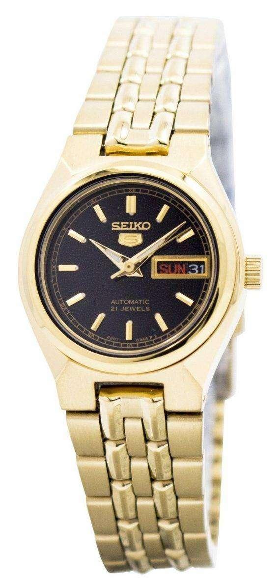 Seiko 5 Automatic 21 Jewels SYMA06 SYMA06K1 SYMA06K Womens Watch 1
