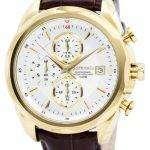 J.Springs by Seiko Sports Quartz Chronograph 100M BFD062 Men's Watch