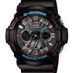 Casio G-Shock Ana-Digi GA-201BA-1A Mens Watch