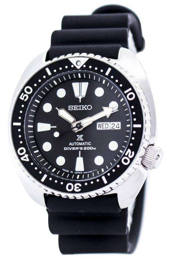 Seiko Prospex Turtle Automatic Diver's 200M SRP777J1 SRP777J Men's Watch 1